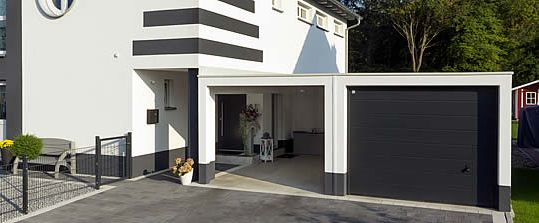 Beton-Carport Carbrio Magic