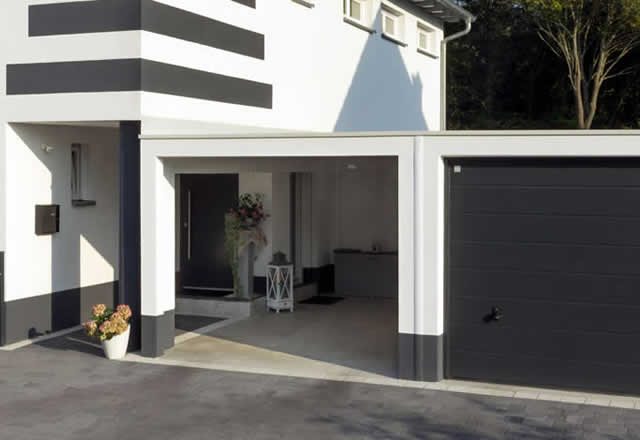 Carport Magic das wandlebar Carport